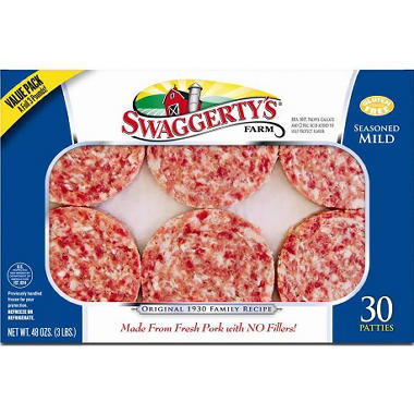Swaggerty's Farm Premium Sausage (30 ct.)