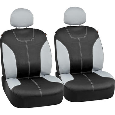 wetsuit seat covers low back design sold as pair sam 39 s club. Black Bedroom Furniture Sets. Home Design Ideas