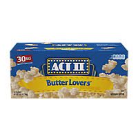 Act II Butter Lovers Microwave Popcorn (3oz., 30 bags)