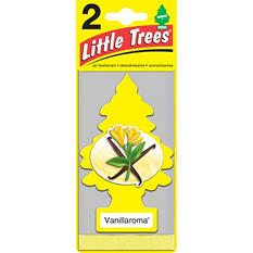 Little Trees Vanillaroma Air Fresheners (2 ct.)