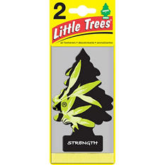 Little Trees Strength Air Fresheners (2 ct.)