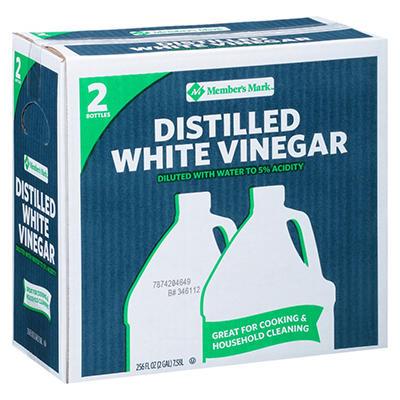 Bakers & Chefs Vinegar - 2 / 1 gal. jugs