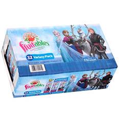 Apple & Eve Fruitables Juice Boxes Variety Pack (6.75 fl. oz. boxes, 32 ct.)