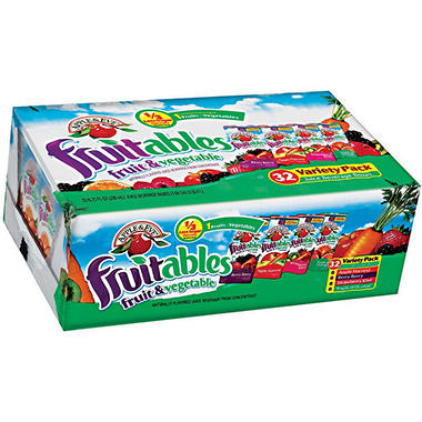 Apple & Eve� Fruitables Variety Pack - 32/6.75 oz.