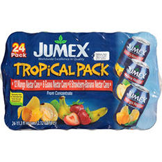 Jumex Tropical Pack - 24/11.3 oz. cans