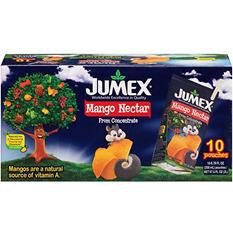 Jumex Mango Nectar - 10 pouchs/pk. - 4 pks.