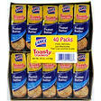 Lance Toasty Sandwich Crackers - 40ct
