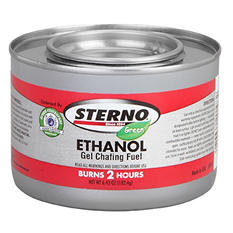 Sterno 2 Hour Green Ethanol Gel (72pk.)