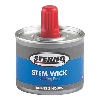Sterno Wick Chafing Fuel - 24 pk./ 2-Hour