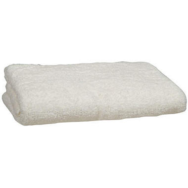 Egyptian Cotton Bath Towel - White