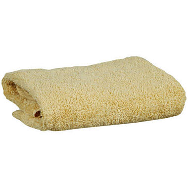 Egyptian Cotton Hand Towels - Butter