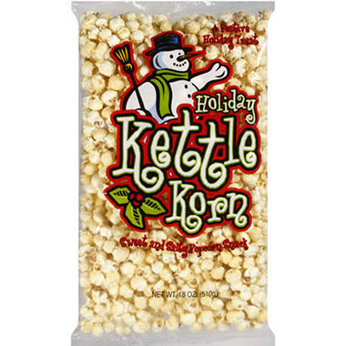 Holiday Kettle Korn - 18oz