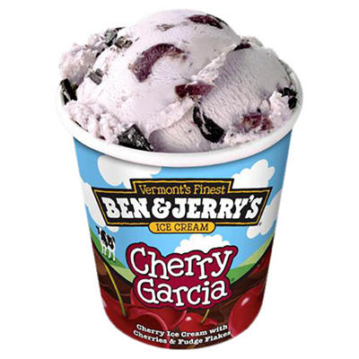 Ben & Jerry's Cherry Garcia Ice Cream (1 qt.)