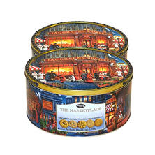 Jacobsen's Danish Butter Cookies Tins (2 pk.)