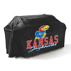 Kansas Jayhawks Grill Cover