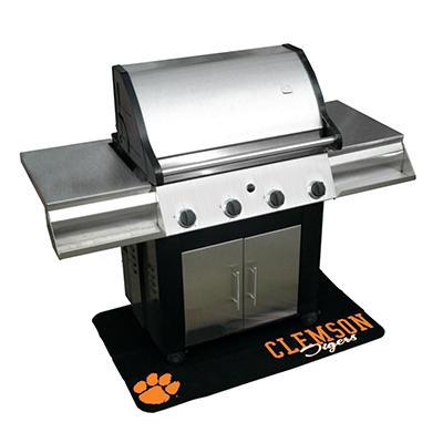 Clemson Tigers Grill Mat