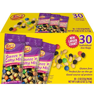 Kar's Sweet n Salty Mix (2 oz. ea., 30 ct.)