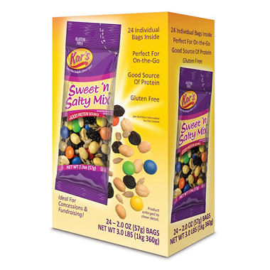 Kar's Sweet 'N Salty Mix� - 24 ct.