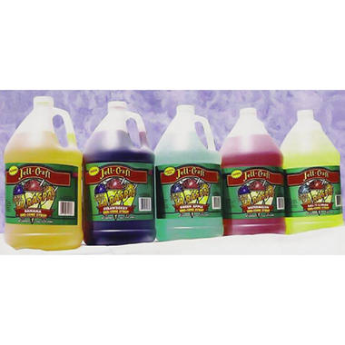 Jell-Craft Sno Cone Syrup Dispensing Pump - Fits 1 Gallon Syrups
