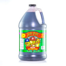 Jell-Craft Grape Snowcone Syrup (1 gal.)