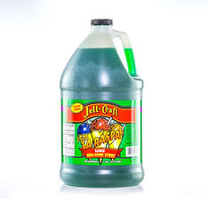 Jell-Craft Lime Snowcone Syrup (1 gal.)