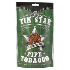 Tin Star Methol Roll Your Own Tobacco - Large Bag