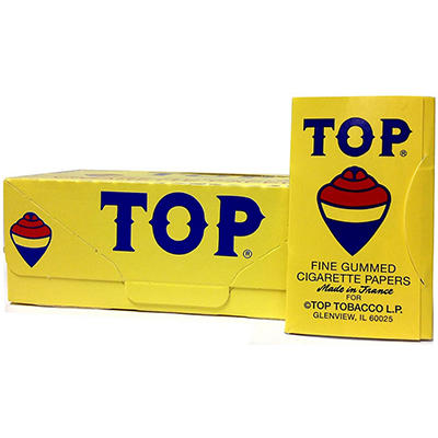 TOP Cigarette Paper - 24 ct.