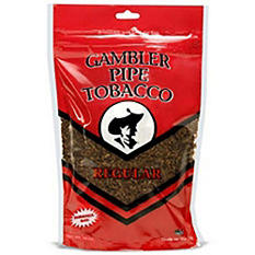 Gambler Large Full Flavor Pipe Tobacco - 16 oz. bag