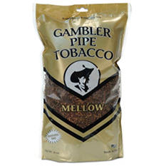 Gambler Large Mellow Pipe Tobacco - 16 oz. bag