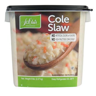 St. Clair Cole Slaw - 5 lbs.