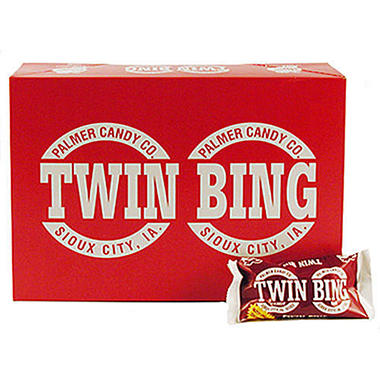 Twin Bing Candy Bar - 36ct