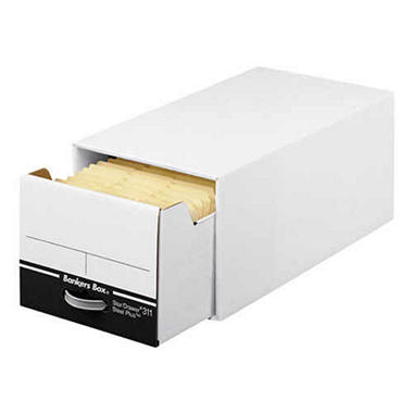 Bankers Box File Storage Drawer Steel Plus - Letter