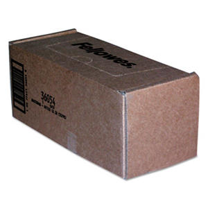 Fellowes - Powershred Shredder Waste Bags, 14-20 gal Capacity -  50/CT