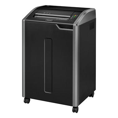 Fellowes Powershred 485Ci Continuous-Duty Cross-Cut Shredder - 28 Sheet Capacity