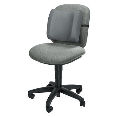 Fellowes Standard Back Rest - Graphite