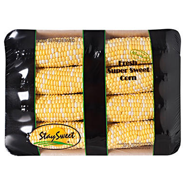 Sweet Corn - 8 ct. Tray
