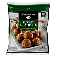 Casa Di Bertacchi Turkey Meatballs (64 oz.)