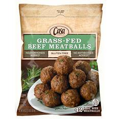 Casa de Bertacchi Grass Fed Beef Meatballs (48 oz.)