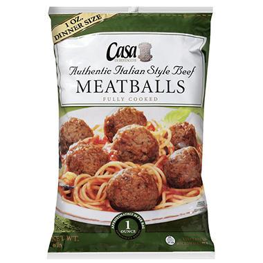 Casa Di Bertacchi® Meatballs - 6 lb.