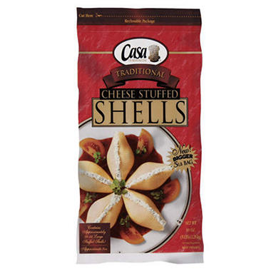 Casa Di Bertacchi� Stuffed Shells - 5 lb. bag