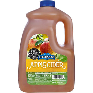 Gala Apple Cider - 1 Gallon