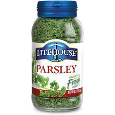 Litehouse Instantly Fresh Parsley 6 Pk.