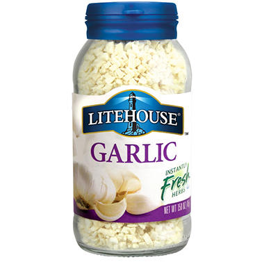 Litehouse Instantly Fresh Garlic - 6 Pk.