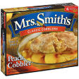 Mrs. Smith's Peach Cobbler - 5 lb. tray