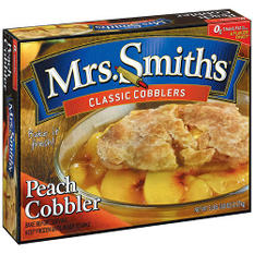 Mrs. Smith's Peach Cobbler (5 lb. tray)