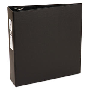 "Avery - Economy Reference Binder, Round Ring, 3"" - Black"
