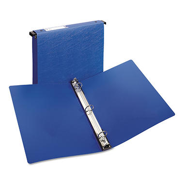 Avery - Hanging File Poly Ring Binder, 1 Capacity, Various Colors