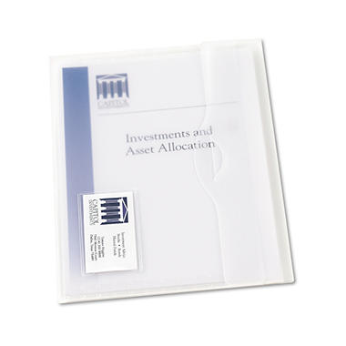 Avery Translucent Document Wallets