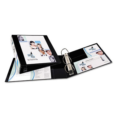 Avery - Nonstick Heavy-Duty EZD Ref. View Binder