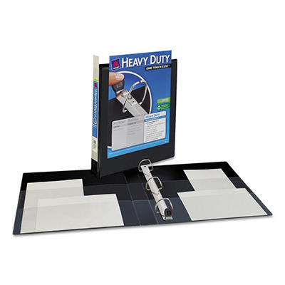 Avery Nonstick Heavy-Duty EZD Reference View Binder, Select Size/Color